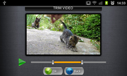 Andromedia Video Editor - Android App
