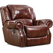 Why Pick Leather Recliners?