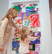How to Save and Preserve your Children's Artwork | Plum Print