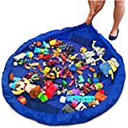 Lay-n-Go Lite Small Activity Mat & Toy Organizer