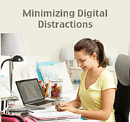 How to Minimize Digital Distractions During the Virtual School Day