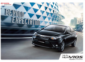 Toyota All New Vios 2014