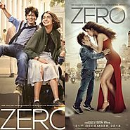 A Logic-less Movie 'Zero' Enters 100cr Club But Fails To Enter Our Hearts