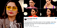 Rani Mukherjee's stand on #MeToo movement at 'The Actress Roundtable 2018' put her on stand
