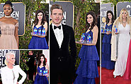 "Fiji water girl wins ""Best Poser"" at Golden Globes 2019 - Gossip Ki Galliyan"
