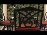 CAST ALUMINUM Patio Furniture Buyers Guide Video
