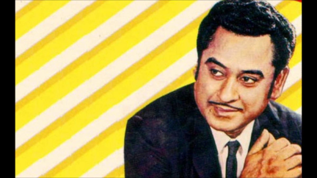 Headline for Kishore Kumar Hit Songs