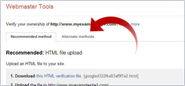 BruceClay - How to Set Up Google Webmaster Tools