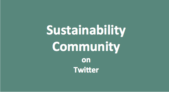 Headline for Sustainability Community