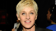 Ellen DeGeneres tries on Miley Cyrus' new 'do