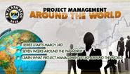 Project Management Around The World - Guildford, UK