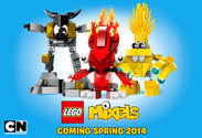 New Lego Mixels Series 2014. Powered by RebelMouse
