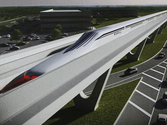 Rendell says maglev train should be more than a dream
