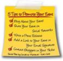 Guest Post: How to Promote your Cause, Giveaway or Event