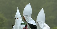 KKK Leader Disputes Hate Group Label: 'We're A Christian Organization'
