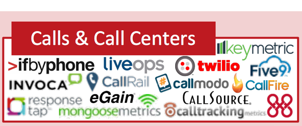 Headline for 13+ Calls & Call Centers Tools/Platforms