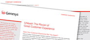 Genesys | Multi-Channel Contact Center & Customer Experience Solutions