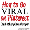Pin To Shared Boards On Pinterest For The Viral Affect
