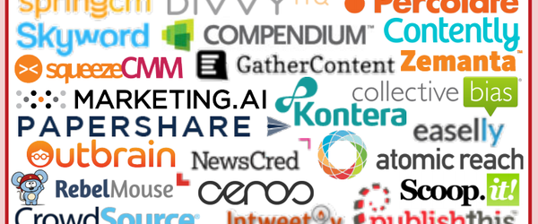 Headline for 40+ Content Marketing Tools/Apps & Platforms