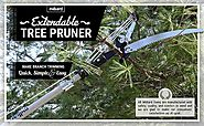 Milliard 7-14 Foot Extendable Tree Pruner and Pole Saw with 3-Sided Blade Review