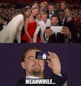 DiCaprio meanwhile