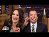 Lip Flip with Tina Fey