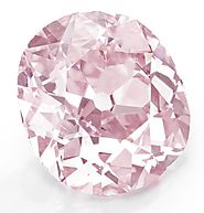 The Clark Pink, a Fancy Vivid cushion-cut purplish-pink diamond, 9.00 carats Sold for $15,762,500 in 2012