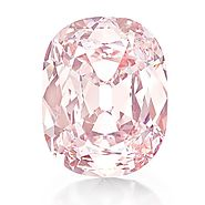 The Princie, a cushion-cut Fancy Intense Pink diamond, 34.65 carats Sold for $39,323,750 in 2013