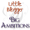 Little Blogger, Big Ambitions