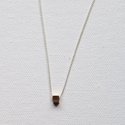 Layered Necklace, Tiny Necklace, Gold Necklace, Square Necklace, Dainty Necklace, Cube Necklace