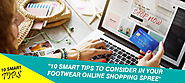 10 Smart Tips for Buying Shoes Online – Vostrolife.com