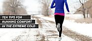 10 Tips for Running Comfort in the Extreme Cold - Vostrolife.com