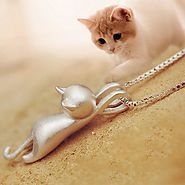 Cat Jewelry Collection | Animal Jewelry For Women | GemCreature