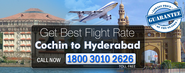 Cochin To Hyderabad Flights