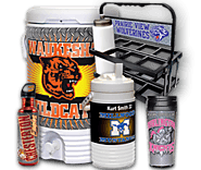 WPM338CL Acrylic Travel Cup | Pro-Tuff Decals