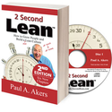 The 2 Second Lean Book
