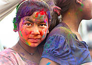 Nepal - Happy Holi!