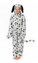 Furry or Plush Jumpsuit Costumes for Boys and Girls