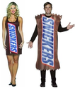 Matching Candy Costume for Couples