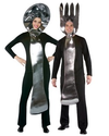 Kitchen- or Food-Related Costumes for Couples
