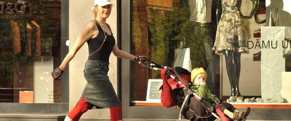 Headline for Top 10 Best Baby Jogging Strollers Reviews 2014