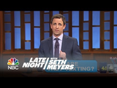 What Are They Texting? - Late Night with Seth Meyers
