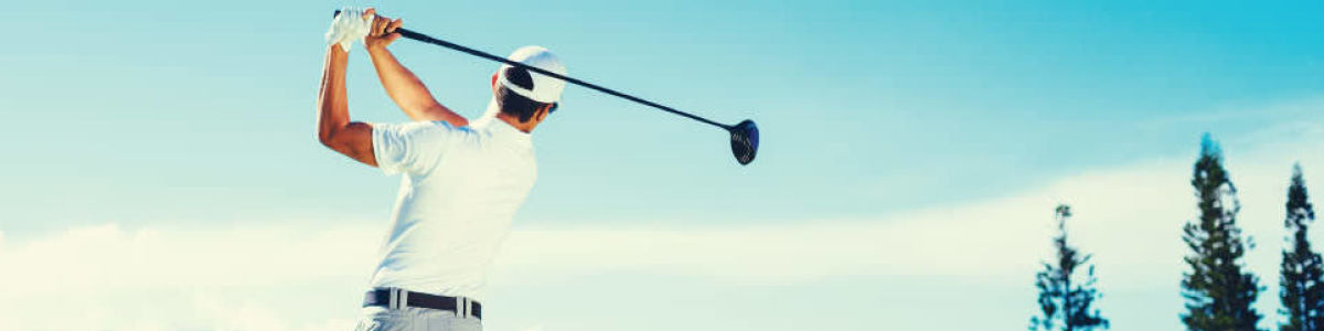 Headline for 10 Basic Rules in Playing Golf – For Calming Fun