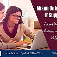 Miami Outsourced IT Support