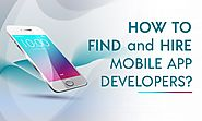 Hire Android App Developer : Customized Android Application Developers in India