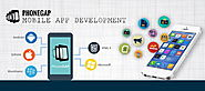 PhoneGap Application Development : Mobile App Services Company India : USA