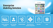 Best Enterprise Mobility Application Services & Solutions Company India : USA