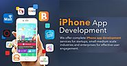 iPhone App Development Services Company India : USA