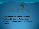 Silver bird Marketing Ltd | Silverbird Marketing Services