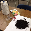 #howto #recycle and make a #garden starter. #nature #classroom #school - Vine by Leann Hoelscher
